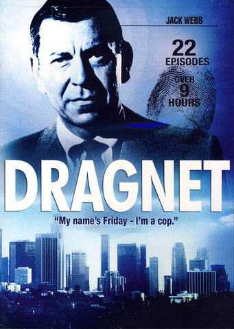 Dragnet Classics (Value Movie Collection) DVD Movie