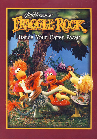 Fraggle Rock - Dance Your Cares Away DVD Movie