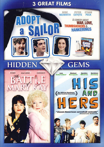 Adopt a Sailor / The Battle of Mary Kay / His & Hers (Value Movie Collection) DVD Movie
