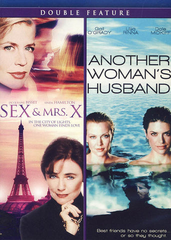 Sex & Mrs. X / Another Woman's Husband (Double Feature) DVD Movie