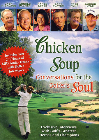 Chicken Soup: Conversations For The Golfer's Soul DVD Movie