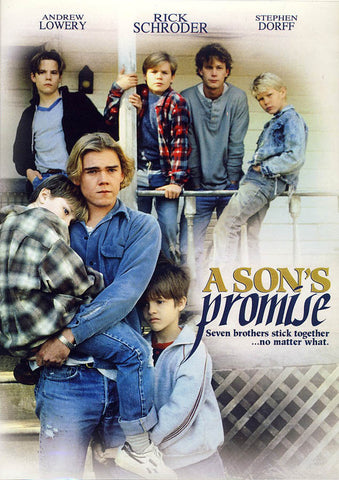A Son's Promise DVD Movie
