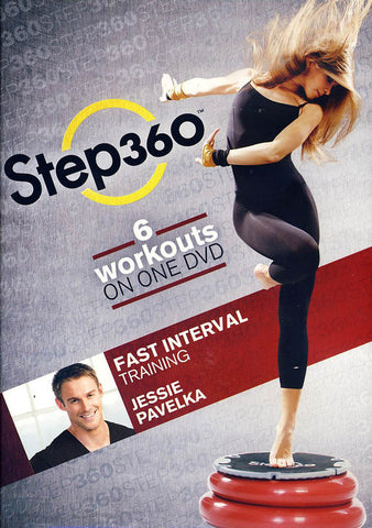 Step 360 - Fast Interval Training DVD Movie