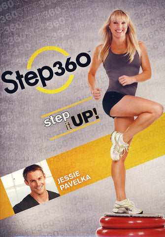 Step360 - Step It Up DVD Movie