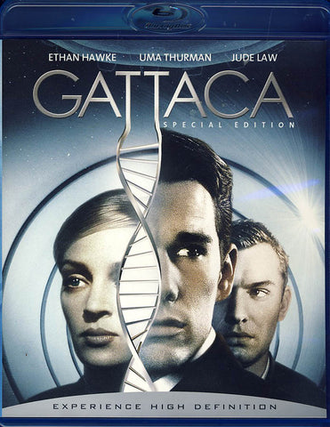 GATTACA (Special Edition)(Blu-ray) BLU-RAY Movie