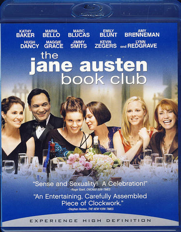 Jane Austen Book Club (Blu-ray) BLU-RAY Movie