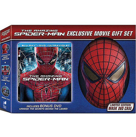 The Amazing Spider-Man Ltd. Edn. (Blu-ray+DVD)(plus MASK DVD case)(Blu-ray)(Boxset) BLU-RAY Movie