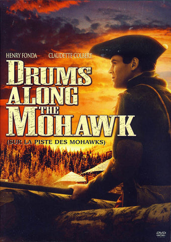 Drums Along the Mohawk (Bilingual) DVD Movie