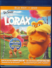 Dr. Seuss' The Lorax [Blu-ray + DVD)(Bilingual)(Blu-ray)