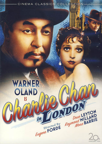 Charlie Chan in London DVD Movie