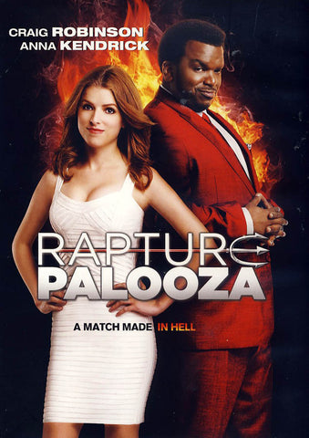 Rapture Palooza DVD Movie