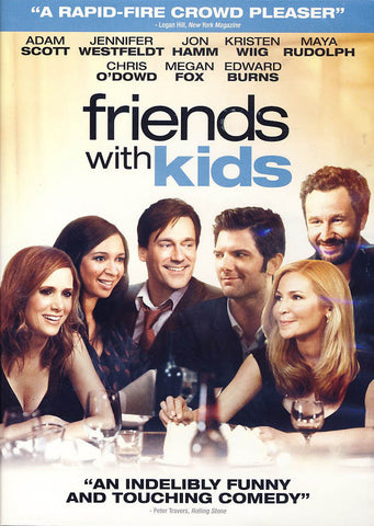 Friends With Kids DVD Movie