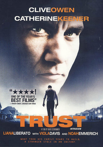 Trust DVD Movie