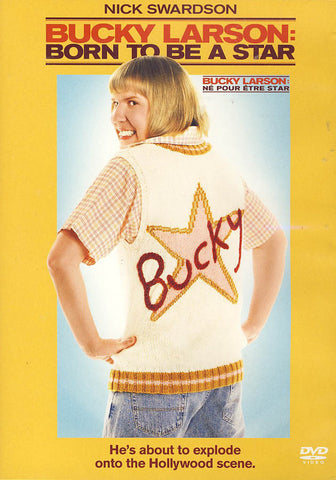 Bucky Larson: Born To Be a Star (Bilingual) DVD Movie