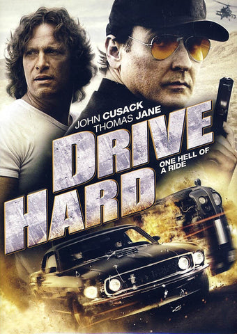 Drive Hard DVD Movie
