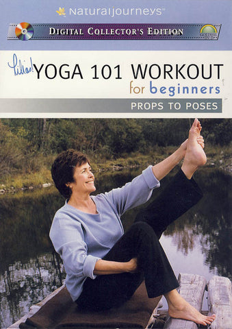 Lilias! Yoga 101 Workout for Beginners: Props to Poses - Beginners DVD Movie