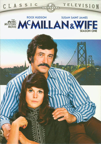 McMillan & Wife - Season One (Boxset) DVD Movie