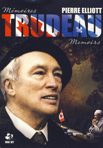 Pierre Elliott Trudeau Memoirs (Boxset) DVD Movie