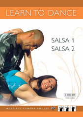 Learn to Dance - Salsa 1 & Salsa 2 (Boxset)
