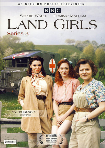 Land Girls Series 3 (Boxset) DVD Movie