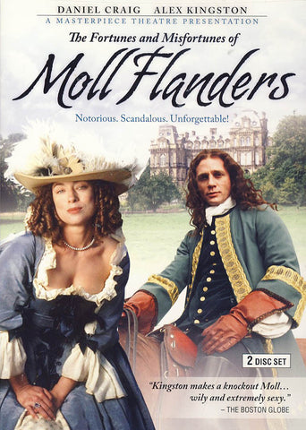 The Fortunes & Misfortunes of Moll Flanders (Boxset) DVD Movie