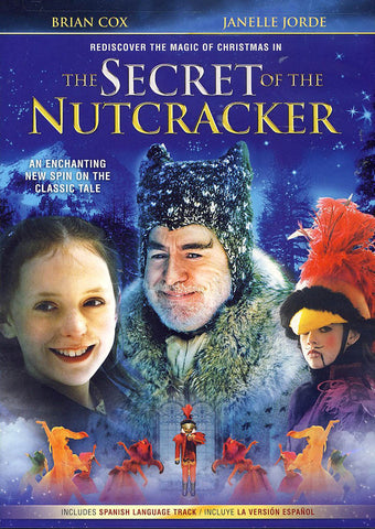 Secret Of The Nutcracker DVD Movie