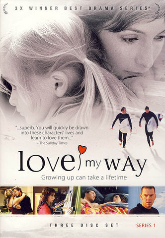 Love My Way Series 1 (Boxset) DVD Movie