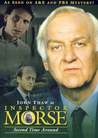 Inspector Morse - Second Time Around DVD Movie