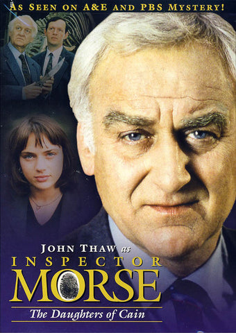 Inspector Morse - The Daughters of Cain DVD Movie