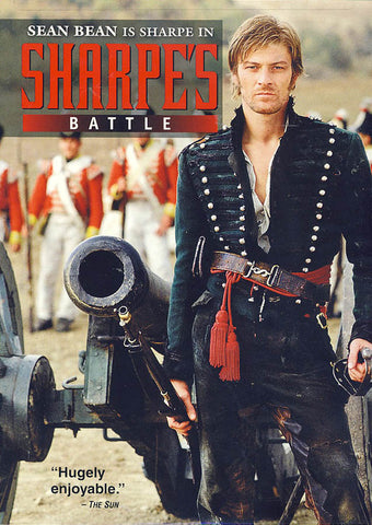 Sharpe's Battle DVD Movie