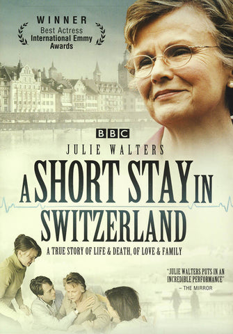 A Short Stay in Switzerland DVD Movie