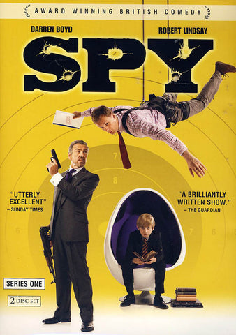Spy - Series 1 (Boxset) DVD Movie