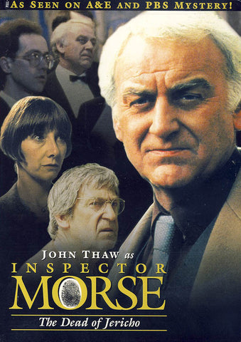 Inspector Morse - The Dead of Jericho DVD Movie