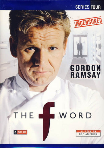 F Word - Series Four (Boxset) DVD Movie