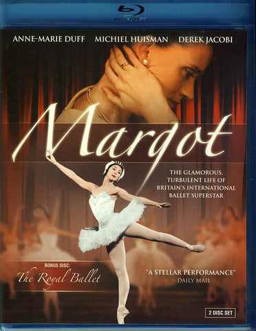 Margot (Blu-ray) BLU-RAY Movie