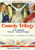 Best of British Comedy -Comedy Trilogy (Von Trapped! / Beauty / King of Fridges) (Boxset) DVD Movie