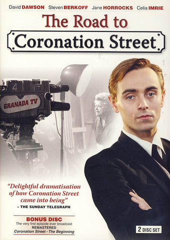 The Road to Coronation Street (Boxset) DVD Movie