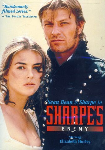Sharpe's Enemy DVD Movie