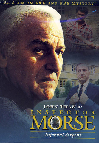 Inspector Morse - Infernal Serpent DVD Movie