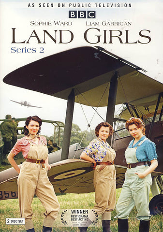 Land Girls - Series 2 (Boxset) DVD Movie