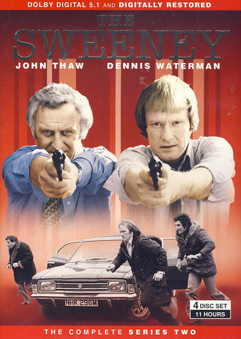 The Sweeney - The CompleteSeries Two (2) (Boxset) DVD Movie