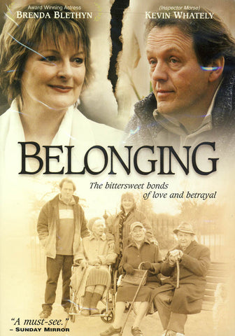 Belonging DVD Movie
