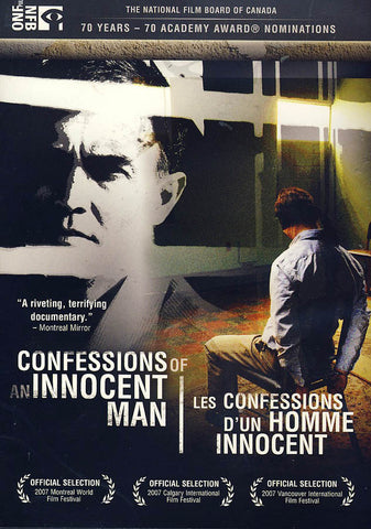 Confessions of an Innocent Man (Bilingual) DVD Movie