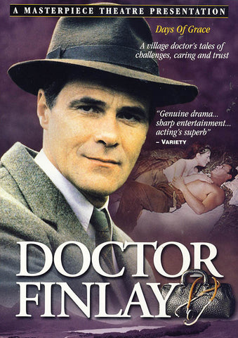 Doctor Finlay - Days of Grace(Boxset) DVD Movie