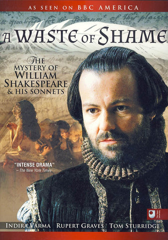 Waste of Shame DVD Movie