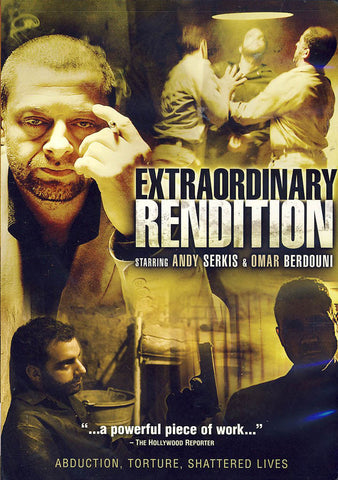 Extraordinary Rendition DVD Movie