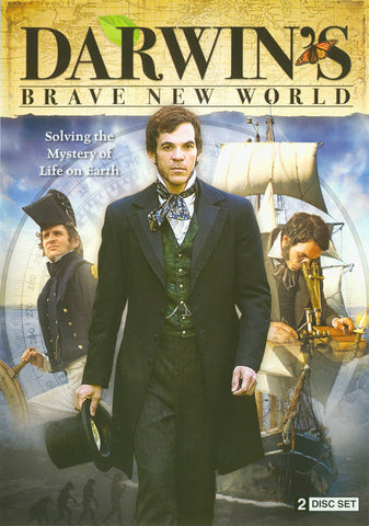 Darwin's Brave New World (Boxset) DVD Movie