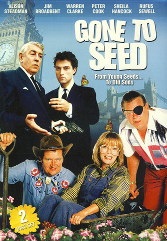 Gone to Seed DVD Movie