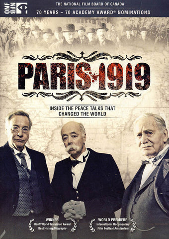 Paris 1919 DVD Movie