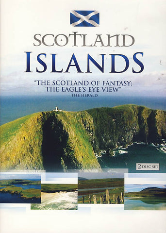 Scotland - Islands (Boxset) DVD Movie